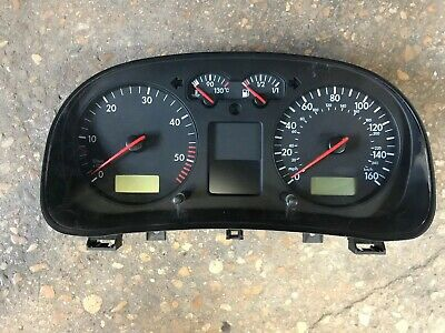 Vw Mk4 Golf Instrument Cluster Tdi Vdo
