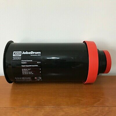 Jobo Drum 2830 - Film Developing Tank System 2800 / Darkroom Photography