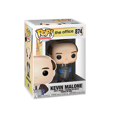 Funko Pop TV The Office Kevin Malone With Chili Vinyl Figure