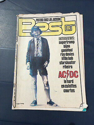 Best 1979 137 Ac/Dc Supertramp Ray Davies Kinks Catherine Ribeiro Starshooter Ga