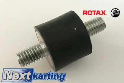 Rotax Max Genuine Evo Rubber Coil Mount 18 x 15 x M6 Go Kart Karting Race Racing