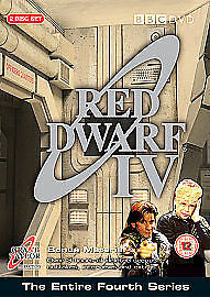 Red Dwarf: Series 4 [DVD] [1991], Very Good, DVD, FREE & Fast Delivery