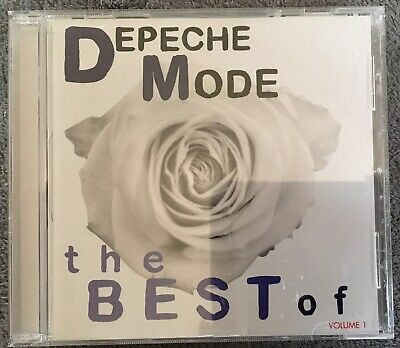 Depeche Mode : The Best of Depeche Mode - Volume 1 CD (2006)