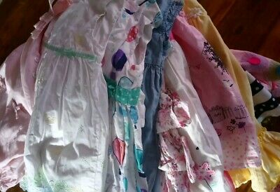 Baby girl 12-18 Dress Bundle all Pictured FREE POST