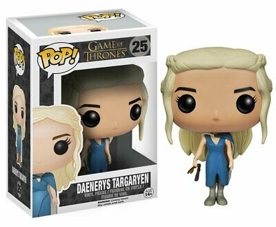 Funko Pop! TV: Game of Thrones - Mhysa Daenerys Vinyl Figure