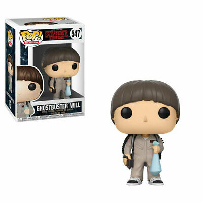 Funko Pop! Television: Stranger Things - Will (Ghostbusters Costume)