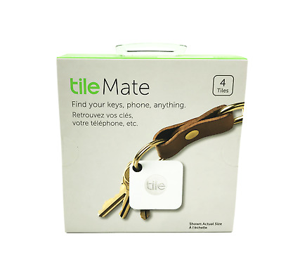 Tile Mate - Key Finder. Phone Finder. Anything Finder (4 Tiles) #5488