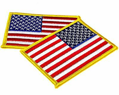 Patch Embroidered Patch Flag Arizona Thermoadhesive USA American United States