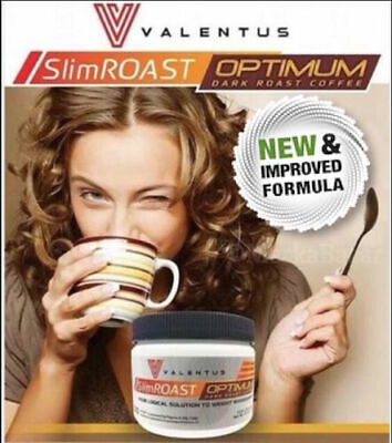 Cafe Valentus Slimroast Optimum Dark Coffee Perdida Peso Plan 35 Dias