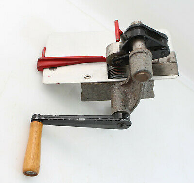 Rigby Cloth Stripping Cutting Machine Cutter Hooked Rug Making