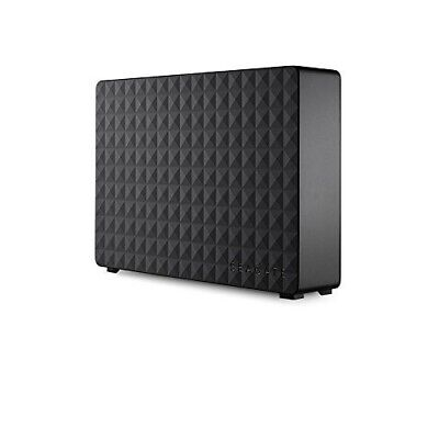 Seagate Expansion Desktop 4TB External Hard Drive HDD – USB 3.0 for PC Laptop