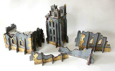 Bandua Terrain 28mm Indomitus Aldan District Box MINT