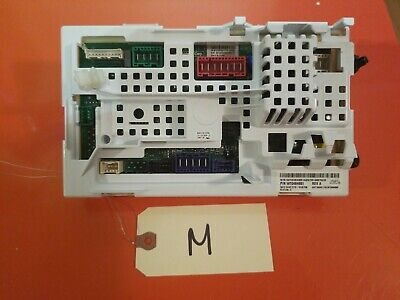 WHIRLPOOL CROSLEY WASHER control board w10445396 w10253362