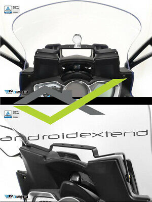 KYMCO XCITING S 400i DIMOTIV FIXED BAR MOUNT (for Camera, GPS, VOLT meter, TPMS)