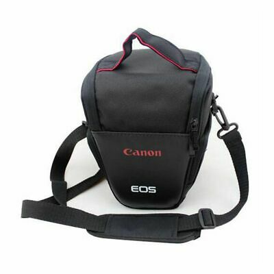 Waterproof Black Camera Case Shoulder Bag Backpack for Canon SLR DSLR