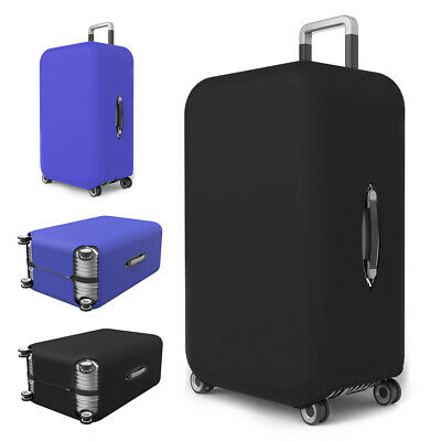 S M L XL Luggage Case Suitcase Cover Protector Dustproof Scratch Elastic Travel