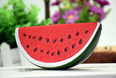 Watermelon Slow Rising Squishies Toys Scented Squeeze Stress Relief Decor #AM8X