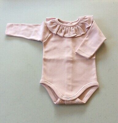3 Months to 6 Years Frill  Collar Dress and knickers  by Spanish  Brand Babidu
