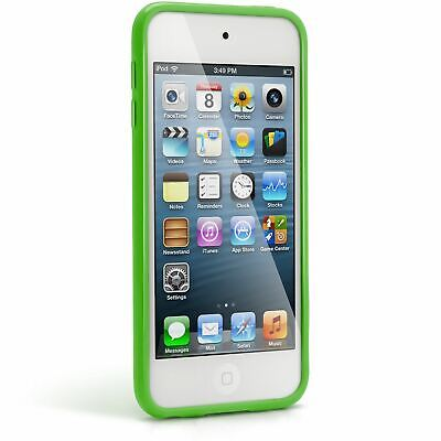 TPU Gel Case Suitable for Apple iPod Touch 5th 6th 7th Gen Green