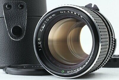 Excellent+4 ☆ Mamiya Sekor C 110mm f/2.8 for M645 1000S 645 Pro TL from Japan