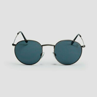 CHPO Liam Sunglasses Gun Metal/Black - Unisex