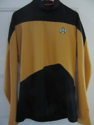 Star Trek Uniform Shirt TNG