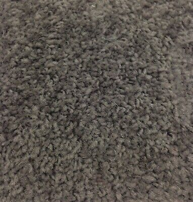 Cheap Carpet Heavy Domestic - Felt Backing Twist Pile - Grey Mauve  *£4.15M2*