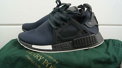release date: b4e25 25de7 ADIDAS X HENRY POOLE NMD XR1 LIMITED Edition Black Trainers Sneakers 8.5  Mens