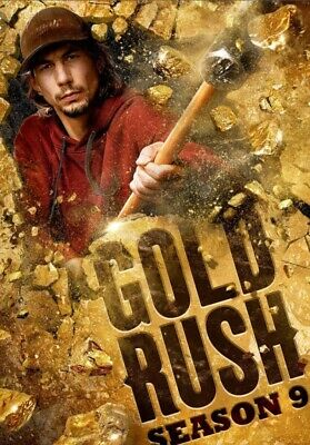 GOLD RUSH SEASON 9 DVDs COMPLETE SERIES