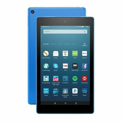 Amazon Kindle Fire HD 8 (6th Generation) 32GB, Wi-Fi, 8in - Blue Used