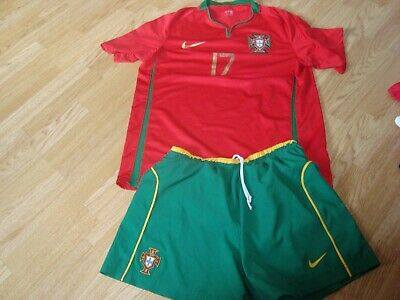maillot portugal short ronaldo taille m