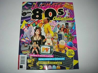 The Ultimate 80s Collection : MOVIES / WALKMAN / FASHION / NES / PAC MAN / WWF +