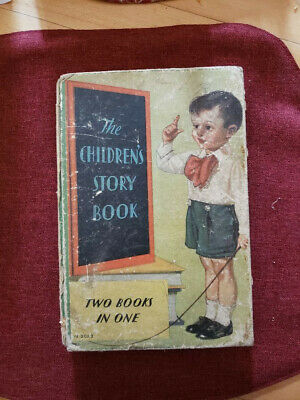Vintage:  Mother Goose/The Children's Story Book - two books in one!