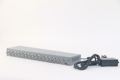 Axis P7216 16-Channel Video Encoder