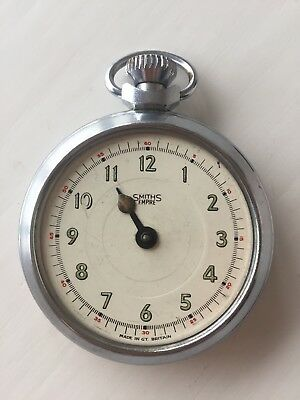 Vintage Smiths Empire Pocket Watch - In Need of Repair