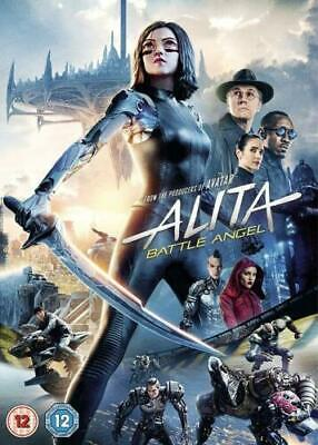 ALITA BATTLE ANGEL region 2 Brand new and sealed pack DVD Quick Dispatch