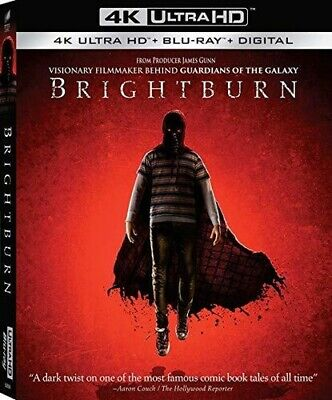 Brightburn (REGION A Blu-ray New) 043396559561