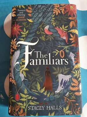 The Familiars by Stacey Halls (author)