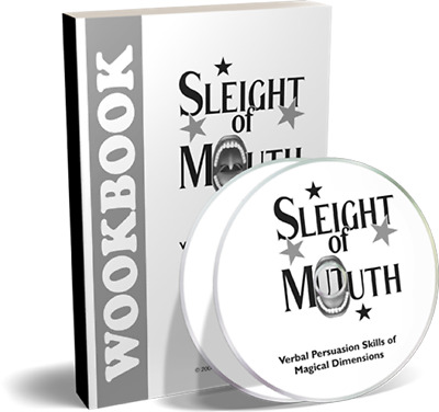 Doug O'Brien – Sleight of Mouth Contents: Audios, Pdf
