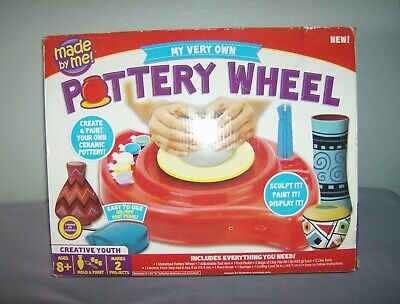 Horizon My Very Own Pottery Wheel Create & Paint Your Own Ceramic # 16849B NEW