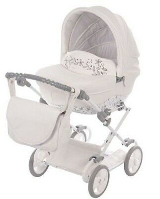 Classic Style Doll Pram Stroller from Europe Play Collect Super Realistic New