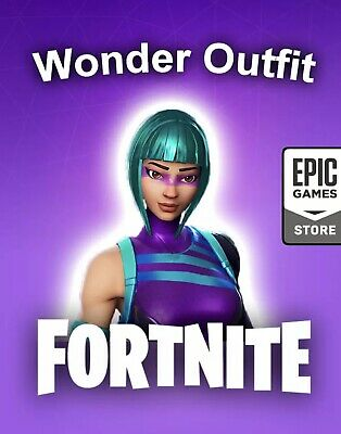✅24/7 Shopping✅ Fortnite Wonder Skin *Exclusive* Xbox One Pc Ps4 Epic Global✅