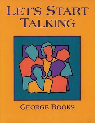 Let's Start Talking: Conversation for High Beginning and Low Intermediate Studen
