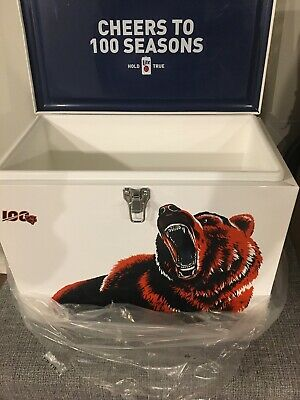 100th Anniversary NFL Chicago Bears Very Rare Cooler