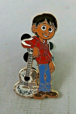 Walt Disney World Disneyland Pin - Coco - Booster - Miguel with Guitar