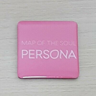 BTS Map of the Soul: Persona Official Goods PERSONA Magnet Kpop