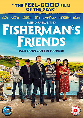 Fisherman�s Friends DVD and CD Soundtrack James Purefoy NEW Sealed PRE-ORDER