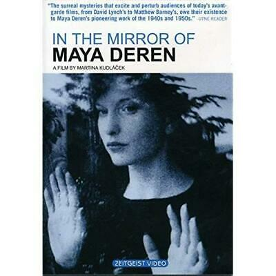 DVD: In the Mirror of Maya Deren, . New Cond.: Miriam Arsham, Stan Brakhage, Cha