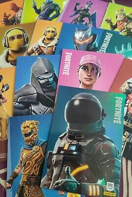 Fortnite - Legendary - Elije Tus Faltas - Choose Your Missing - Tc Panini 2019