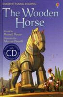 The Wooden Horse. Book + CD | Russell Punter |  9781409545354